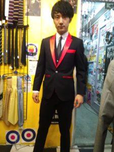 アッパレードの舞台衣装用スーツを製作&モア
