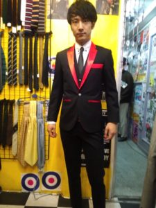 アッパレード木尾氏が再度パンツをご注文してくれました